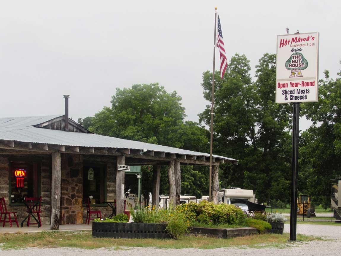 Edmond Route 66 Oklahoma   Lobster House